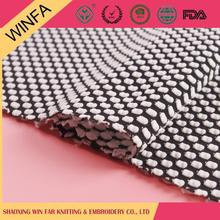 2015 New Luxury Soft Printed waterproof polyester pe knitted fabric