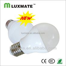 new product!!5w Antioxidative Plastic E27 LED Light Bulb with CE/LED bulb