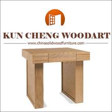 Cheers for Natural oak finish solid oak bar stool/lamb table