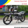 China air-cooled automatic motorbike 125cc/150cc