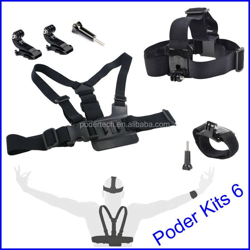 Gopro accessories kits