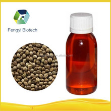 High Quality Natural Hemp Seed Oil/Top Functional Plant Oil for Anti-aging