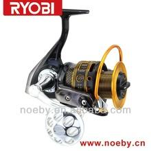 CNC handle anti-reverse spinning big game fishing reels RYOBI ARCTICA REEL