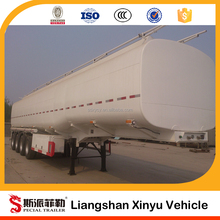 Fuel Tank Truck for Light Diesel Oil Delivery
