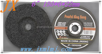 6' abrasive cutting grinding discs/wheels for iron cut off