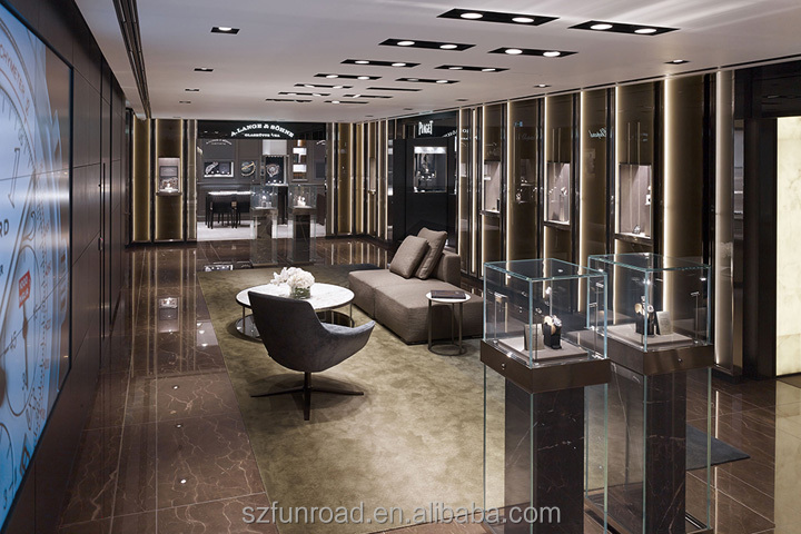 Luxury Watch Shop Switzerland Landmark Flagship Shop