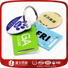 125Khz High quality RFID TK4100 id card hologram sticker