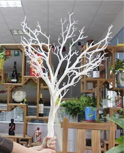 Good quality artificial white dry tree branch coral