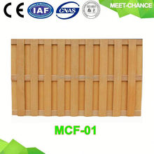 outdoor temporary dog fence/small plastic fence/low fence