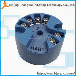 Smart type Temperature Transmitter 4-20mA with Hart control