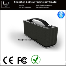 2014 final manufacturer Betnew Five Star high power X05 portable speaker with handle and wheels