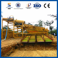 Gold Dust Separator/Equipment Of Gold Mining/ Gold Washing Plant For Sale From SINOLINKING