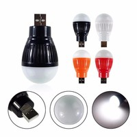 LED Desk/Table Book Lamp with USB port