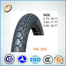 motorcycle wheels high quality size motorcycle tire 3.00-18
