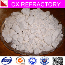 Different size calcined and washed activated white clay