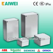 GA industrial electrical power distribution box