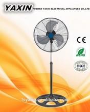 """18"""" tranquilo piso orient ventilador de pieindustrial del ventilador de pedestal con aprobación ce y cb"""