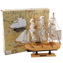 Confirm to EN71 ASTM wooden ship model, wooden model boats