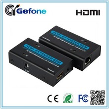 HOME Theater System HDMI Extender with IR 60M By single cat5e/6 1080p 1.3 Professional Supplier