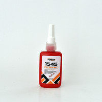 Pipe joint anaerobic thread sealant
