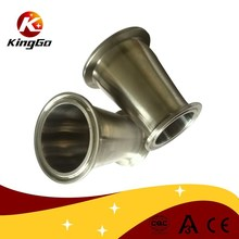 SS304 Sanitary Stainless Steel Concentric ecc reducer