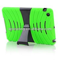 Defender hard case cover for mini ipad/ dual case