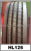 USA market 11R22.5 TBR truck tyre/tire hot selling with good reputation direct manufature