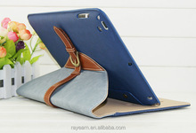 Built-in Flip Stand-Sleep/Wake Up Feature Smart Cover For iPad Air 2