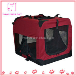 Portable Soft Cheap Dog Crate Wholesale