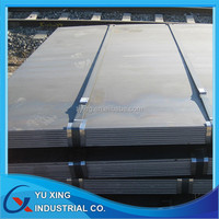 2-150mm Mild steel plates hot rolled black iron sheet