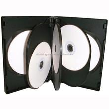 Black Tray Holds CD DVD Soft Plastic Case for 10Discs Pack 1 Pack 1
