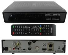 New arrival ! DVB-S2+T2 enigma2 digital satellite+ terrestrial comber receiver zgemma H2 original software