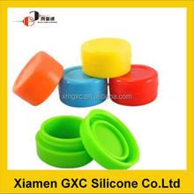 Food grade butane hash oil silicone container