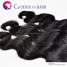 Hot selling cheap Indian hair costume hair