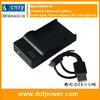 Wholesale Promotion Price DB-L90 Rechargeable Battery USB Charger For PENTAX Compatible DBL90 Battery Charger High Quality