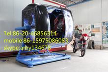 wow! amazing new product 360 degree flight/automobile arcade machine hot sale