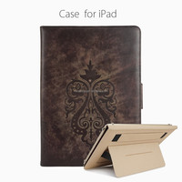 Quality Assurance stand leather case for ipad air