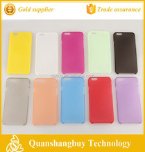 """Cheapest thin soft PP back cover case skin for iphone 6 plus 5.5"""" cell phone bag"""