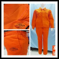 ISO Factory production anti static flame retardant uniform smocks