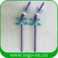 party gifts party decoration telescopic drinking straw