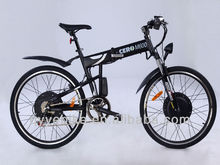 500W motor mountain chopper e bike