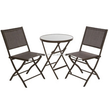 2015 The latest new product rattan coffee table and chairs