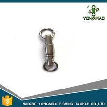 Fishing tackle accessories Cylinder ball bearing swivel