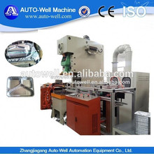 Aluminium Foil container/tray/plate/lids/packaging box making production line