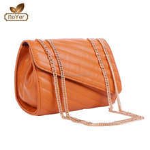 Classic cheap bags fashion with long shoulder strap of quilted effect clutches bag evening bag