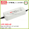 Meanwell LPF-90D-48 48v led power supply