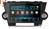 Ford focus 2 din 7 inch car dvd player