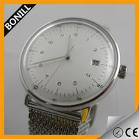 2016 new stainless steel fashion popular look high end japan movt diamond quartz watch