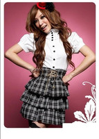 Adult Women sexy school teacher costume Outfit Fancy Dress QAWC-2166