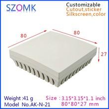 80*80*27mm China Manufacturer power amp box